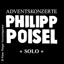 Philipp Poisel - Adventskonzerte 2019 in Frankfurt am Main, 11.12.2019 -