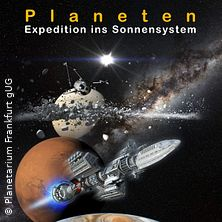 Planeten - Expedition ins Sonnensystem - Planetarium Frankfurt/Oder