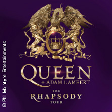 Queen + Adam Lambert - The Rhapsody Tour 2022