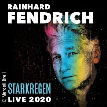 Rainhard Fendrich : Starkregen Live 2020