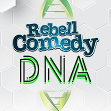 RebellComedy - DNA in MÜNCHEN * Circus - Krone - Bau,