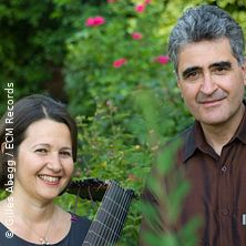 Renaud García-fons und Claire Antonini