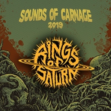 Rings Of Saturn - Sounds Of Carnage 2019
