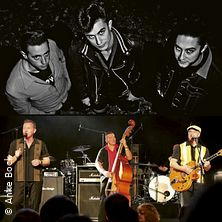 Rockabilly Live-Konzert: The Spunyboys + Razzle Dazzle in MEERBECK * Hotel Bad Hiddenserborn,
