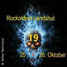 Rockokfest-Landshut in LANDSHUT * Alte Kaserne,