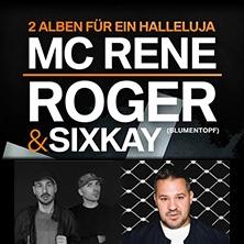 Roger & MC Rene - 2 Alben für ein Halleluja 2019