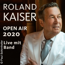 Roland Kaiser - Open Air 2020 in GOSLAR * KAISERPFALZ,