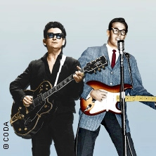 Roy Orbison & Buddy Holly - The Rock'N'Roll Dream Tour