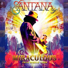 Santana - Miraculous World Tour 2020