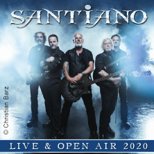 Santiano - Open Air 2020 - Zusatzkonzert in BAD SEGEBERG, 21.05.2020 - Tickets -