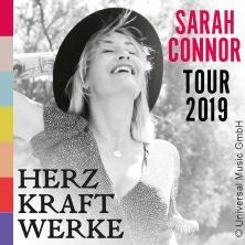 Sarah Connor - HERZ KRAFT WERKE -Tour 2019
