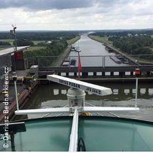Schiffshebewerk Scharnebeck - Erlebnis-Reederei
