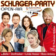 Schlager-Party Open-Air im Schlosspark Philippsthal