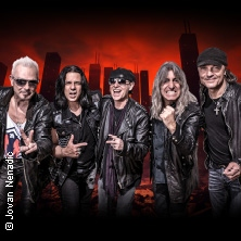 Scorpions - Crazy World Tour 2019 + special guests: The New Roses