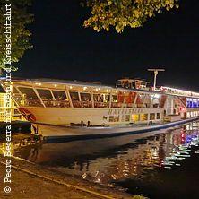 Silvesterparty - Stern und Kreisschiffahrt in BERLIN * Anleger Tegel/Greenwichpromenade
