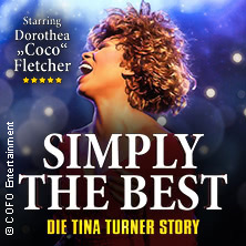 Simply The Best - Die Tina Turner Story 2020