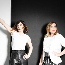 Sleater-Kinney - The Center Won't Hold Tour