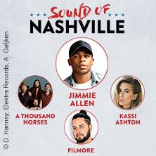 Sound of Nashville - A Thousand Horses, Jimmie Allen, Filmore, Kassi Ashton