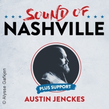 C2C & Sound of Nashville presents: Austin Jenckes & special guest