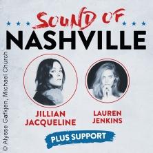 Sound of Nashville presents: Jillian Jacqueline | Lauren Jenkins & Support