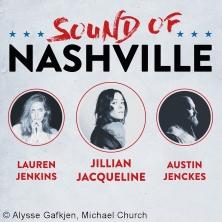 Sound of Nashville presents: Jillian Jacqueline | Lauren Jenkins | Austin Jenckes