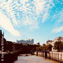 Speicherstadt und Elbphilharmonie-Plaza