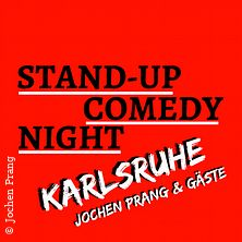 Stand-Up Comedy Night Karlsruhe #6 in KARLSRUHE * Alte Hackerei,