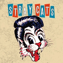 Stray Cats - 40th Anniversary Tour