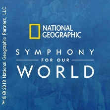 National Geographic: Symphony for our World in MÜNCHEN * Philharmonie im Gasteig