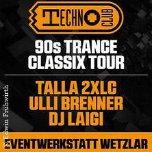 Techno Club-90th Trance Classix Tour