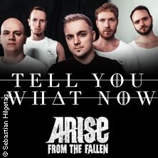 Tell You What Now - Hypocrite, I - Tour