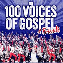 The 100 Voices of Gospel - Live 2019/2020 Konzertkarten