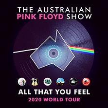 The Australian Pink Floyd Show in Frankfurt am Main, 18.03.2020 - Tickets -