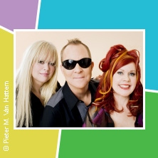 The B-52s - European Farewell Tour