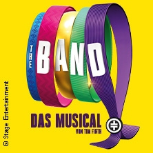 The Band - Das Musical in Berlin in BERLIN * Stage Theater des Westens,
