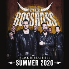 The BossHoss - Black is Beautiful - Summer 2020 in MÜNCHEN * Tollwood Sommerfestival - Musik Arena,