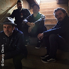 The Bouncing Souls - 30th Anniversary Tour in BERLIN * SO 36