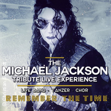 The Michael Jackson Tribute Live Experience in SINSHEIM * Dr.-Sieber-Halle,