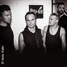 The Rasmus plays Dead Letters in BERLIN * HUXLEY'S NEUE WELT