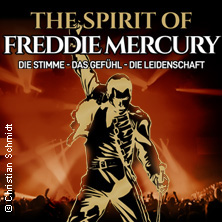 The Spirit of Freddie Mercury in MANNHEIM * Rosengarten Musensaal