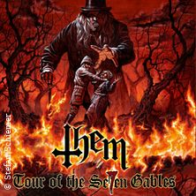 Them - Tour of the Seven Gables 2019 in MANNHEIM * 7er Club,