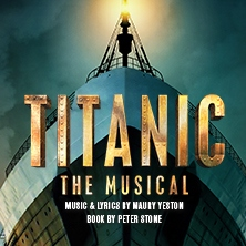 Titanic - The Musical 2019 in MANNHEIM * Nationaltheater Opernhaus,