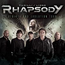 Turilli Lione Rhapsody - Rebirth and Evolution Tour 2020