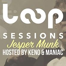 TRIBEZ. Loop Sessions featuring Jesper Munk in REGENSBURG * Alte Mälzerei Regensburg,
