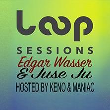 TRIBEZ. Loop Sessions featuring Juse Ju & Edgar Wasser in HAMBURG * Uebel & Gefährlich