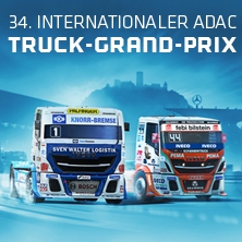 34. ADAC Truck Grand Prix