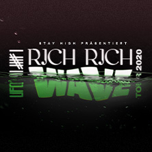 UFO361 - Wave / Rich Rich Tour 2020
