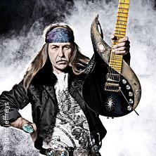 Uli Jon Roth - Solo World Tour 2020 - Interstellar Sky Guitar