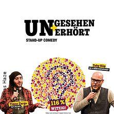 Ungesehen und Unerhört - 116% Witzig in MANNHEIM * Comedy Room,