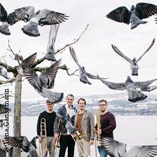 Vertigo Trombone Quartet in BREMEN * Sendesaal Bremen
